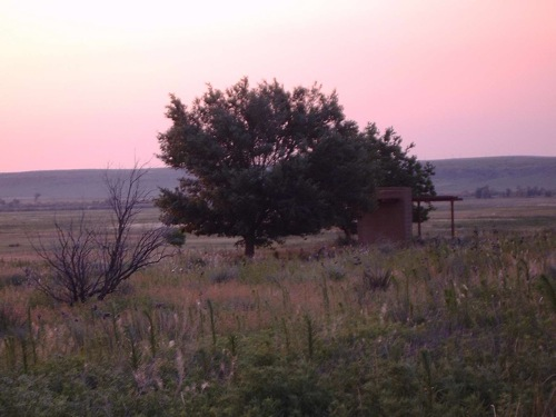 Sunset-Day 7